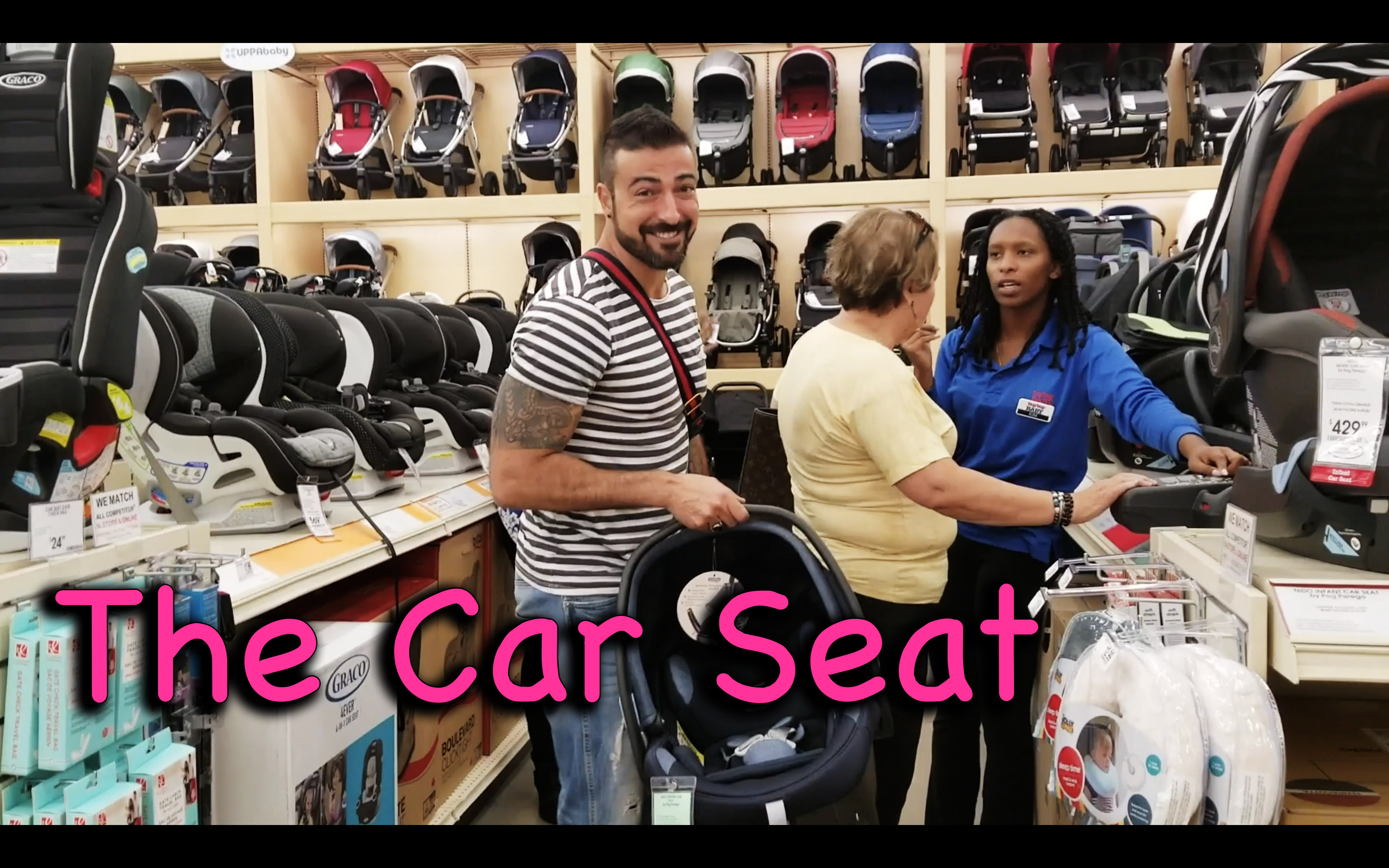 """The Car Seat"