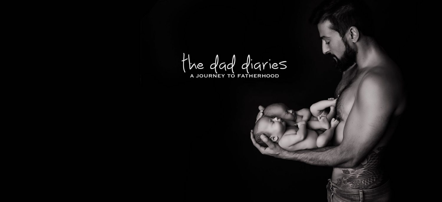 The Dad Diaries - my surrogacy journey to becoming a single